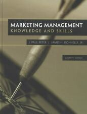 Marketing Management J. Paul Peter and James H., Jr. Donnelly Eleventh 11th Ed