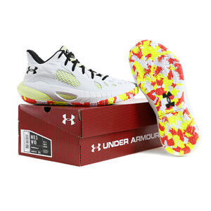 Under Armour Havoc 3 Men's Basketball Shoes White 3023088-104