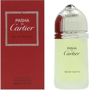 33930830-L Cartier Eau de Toilette »Pasha« 100ml *NEU*