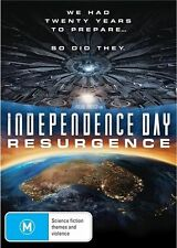 Independence Day - Resurgence (DVD, 2016) NEW