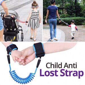 Anti lost Band Safety Link Harness Toddler Child Kid Baby Wrist Strap Belt Reins