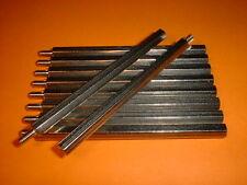 10x 67,4mm Abstandsbolzen Distanzbolzen Innen/Aussen 3mm SW 5mm