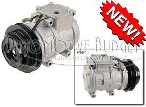 A/C Compressor w/Clutch for Toyota 4Runner w/2.7L Engine - NEW