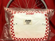 100% NOS BMX oldschool original packed DYNO D1 BOB Morales Stadium plate panel