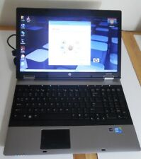 HP Probook 6540b laptop Core i5 520M 2.4ghz 250GB 4GB DVD WiFi WINDOWS 7 OFFICE
