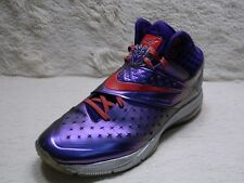Nike CJ81 Trainer Max Megatron Calvin Johnson Mens Sz 9.5 Purple Basketball