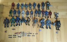 Halo Mcfarlane Figure Lot 30 figures Reach Halo 3 Spartan ODST Elite