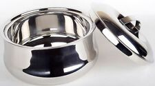 Stainless Steel Chapati Box / Casserole / Bread container / hot pot / foodwarmer
