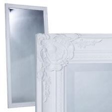 Wandspiegel Spiegel Ankleidespiegel weiß ca. 180 x 80 cm Antik Barock Stil