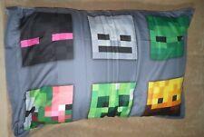 Minecraft Pillow Case Standard Bedding