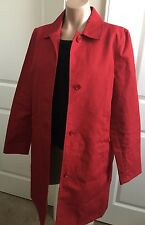 OLD NAVY Women's LONG TRENCH COAT WINTER  Jacket Long Sleeve sz M