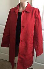 OLD NAVY Women's LONG TRENCH COAT WINTER  Jacket Long Sleeve sz M