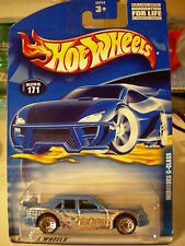 Hot Wheels Mercedes C-Class #171 Blue