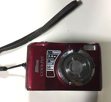 Nikon COOLPIX L24 14.0MP 3'' SCREEN 3.6X Digital Camera RED