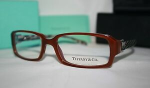 Brand New Ladies Tiffany & Co Frame Model TF2009 With Free Sv Lenses