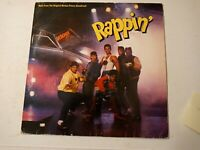 Rappin' (Music From The Original Motion Picture Soundtrack) Vinyl LP 1985