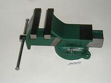 Schraubstock 150 mm Backenbreite aus Stahl Stahl-Schraubstock