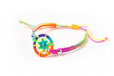 Pride Shack - Lesbian and Gay Pride Rainbow Dream Catcher Bracelet. LGBT Jewelry