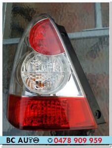 Subaru Forester SG Facelift Left Hand Tail Light Lamp Genuine LH 05 2006 2007 L