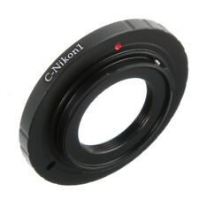 C Lens to Nikon 1 Mount Camera Adapter Ring For V1 V2 V3 J1 J2 J3 J4 J5 S1 S2