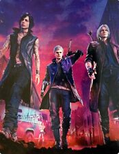 Devil May Cry 5 Steelbook - without Game (PC PS4 Xbox One) (New)