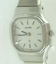 ZentRa Q - Damen-Armbanduhr / Quarz / Edelstahl
