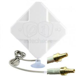 35DBI 3G 4G LTE TS9 Antenna HUAWEI R212 MF93 E392 E5573 E5577 E5372  R215 E8278