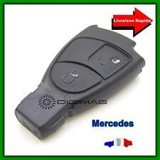 Coque Télécommande Plip 2 Bouton Clé Mercedes classe A B C E G S ML