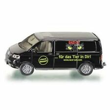 Voitures, camions et fourgons miniatures noirs Siku Super Serie