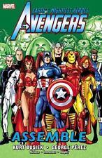 Avengers Assemble, Vol. 3, Nicieza, Fabian, Busiek, Kurt