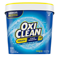OxiClean Versatile Stain Remover Powder, 5 lbs. 5 Pound (Pack of 1)