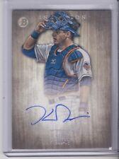 2014 Bowman Inception Kevin Plawecki Prspect autograph rookie New York Mets