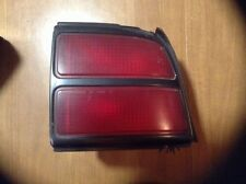 1988 1989 1990 Chevy Cavalier 2 Door Coupe Z24 Tail Light Passenger Right RH R