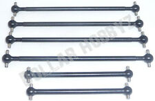 HPI Savage X 4.6 AXLE DOGBONES & Center Driveshafts Drive Shaft Front Rear SS