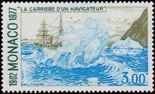 "MONACO N° 1111 ""ALBERT 1er NAVIGATEUR, LA PRINCESSE ALICE II , 3 F""NEUF xxTTB"