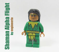 LEGO Custom -- Shaman -- Alpha Flight Super heroes mini figure marvel X-Men