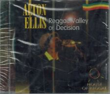 Alton Ellis Reggae Valley Of Decision CD 1996 New in Packaging