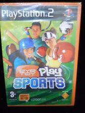EyeToy:Play Sports para playstation 2 nuevo y precintado