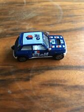 Renault 5 Turbo Corgi Car