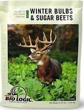 BioLogic Winter Bulbs and Sugar Beets deer food plot seed 2.25lb bag