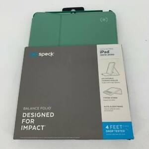 Speck iPad 2019/2020 balance Folio cover designed for impact green 19-513