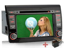 Telecamera Posteriore Autoradio Nav Radio GPS DVD MP3 Giocatore Per Fiat Bravo