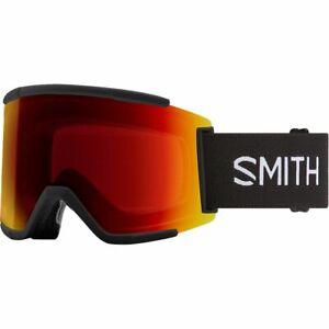 Smith Squad XL ChromaPop Goggles Sun Red Mirror One Size