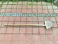 Frankfurter Schaufel / Gartenschaufel mit Holz Stiel / Spaten - 155 cm