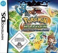 Nintendo DS juego-pokemon juego-Ranger: tinieblas sobre Almia (con embalaje original)