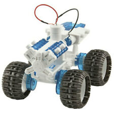 Salt DIY Experiment Green Energy Science Toy Set Water Fuel Cell Engine Car Kit