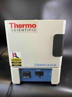 Thermo Scientific Lindberg Blue M Box Furnace BF51848A-1 120v Temp: 1100C
