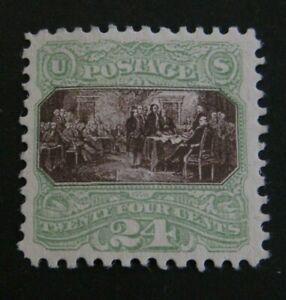 CLASSIC 24 CENTS PROOF VF MNH US USA UNITED STATES B9.32 START $0.99