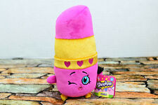 "Shopkins Lippy Lips Plush 7"" Tall Just Play 2016"