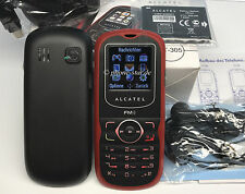 Alcatel onetouch ot-305 portable simlockfrei Dual-Band mp3 radio caméra New nouveau OVP